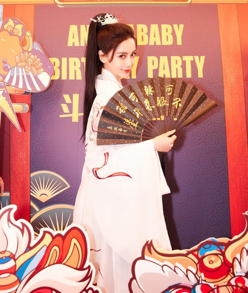 Angela Baby tổ chức sinh nhật, có con trai nhưng không có Huỳnh Hiểu Minh-2