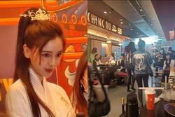 Huỳnh Hiểu Minh gây xôn xao với nhận xét vợ 'không xứng', Angelababy có động thái gây chú ý