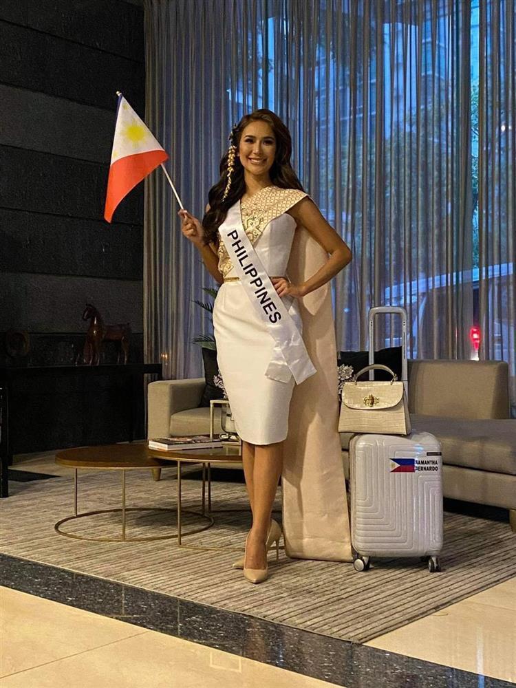Thí sinh Miss Grand 2020 lên đường: Ngọc Thảo ghi điểm, Venezuela phản cảm-4