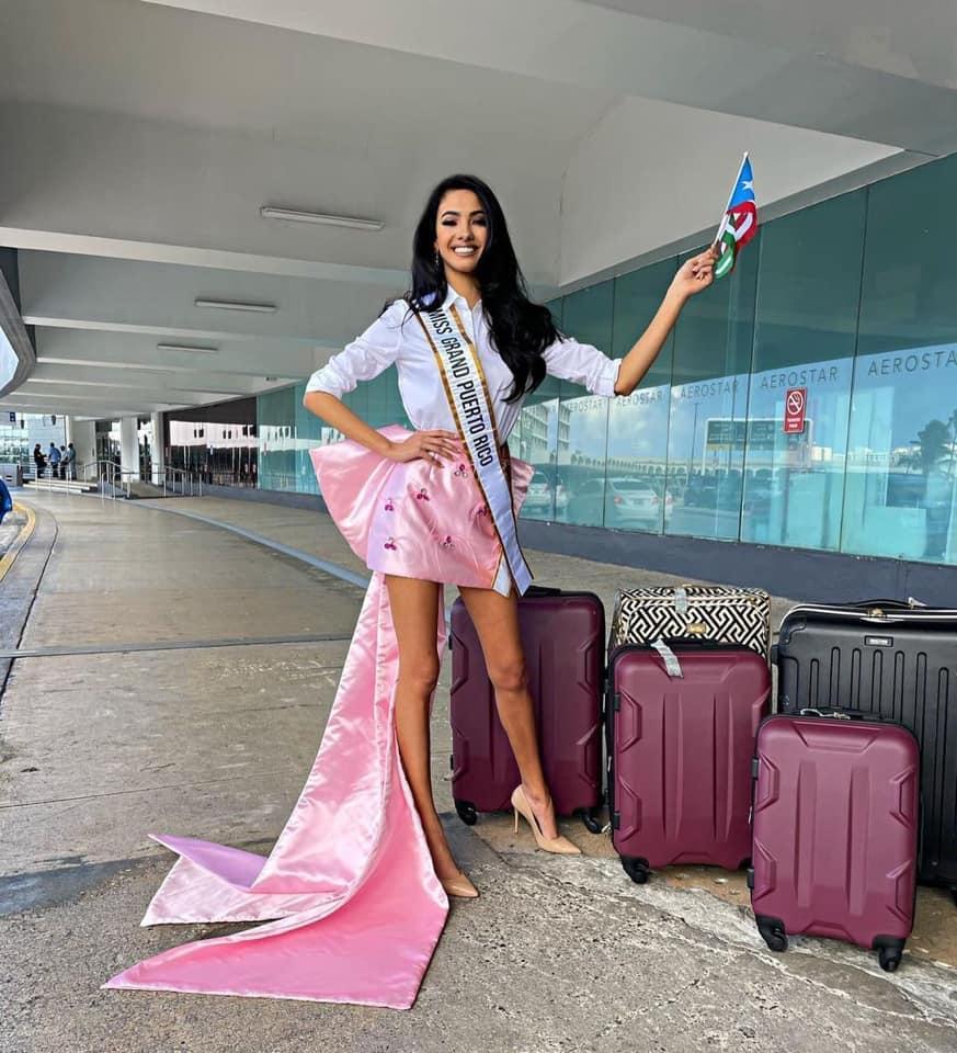 Thí sinh Miss Grand 2020 lên đường: Ngọc Thảo ghi điểm, Venezuela phản cảm-5