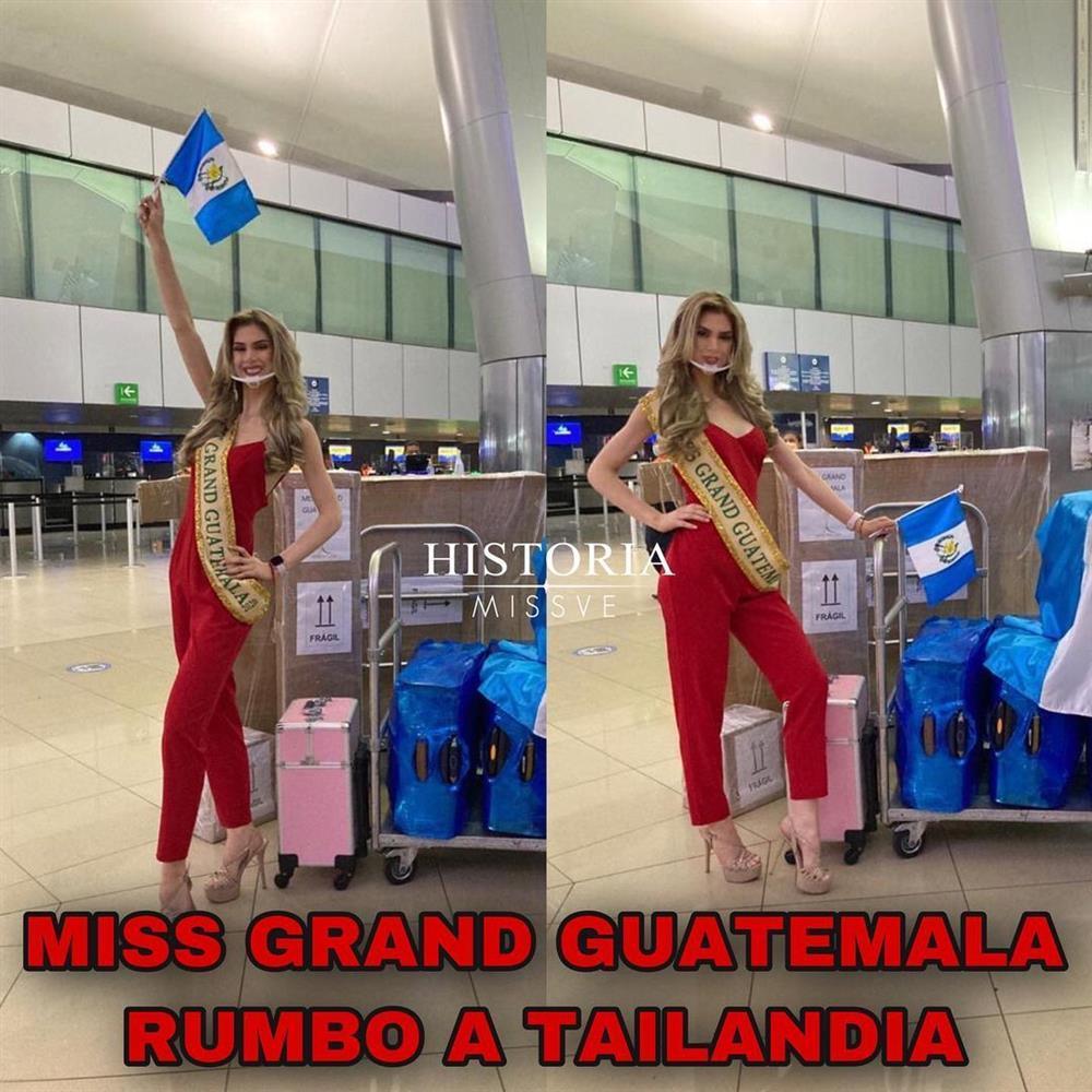 Thí sinh Miss Grand 2020 lên đường: Ngọc Thảo ghi điểm, Venezuela phản cảm-9