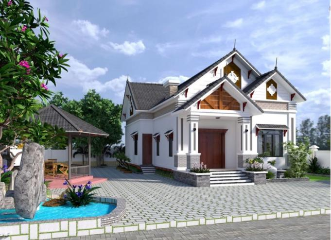Chọn kiểu nhà mà bạn muốn sống, tiết lộ tương lai giàu nghèo-1
