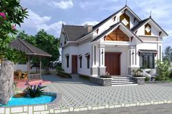 Chọn kiểu nhà mà bạn muốn sống, tiết lộ tương lai giàu nghèo