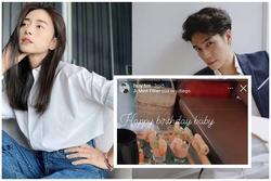 Ngô Thanh Vân và Huy Trần đón sinh nhật lãng mạn trên du thuyền