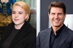 Cuộc sống riêng kín tiếng của con gái Tom Cruise