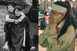 Hôn thê cố diễn viên Hải Đăng: 'Tôi phẫn nộ những lời cưa cẩm'