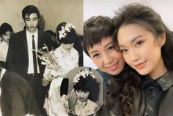 Doãn Hải My khoe ảnh cưới chuẩn rich kid của ông bà ngoại cách đây 50 năm