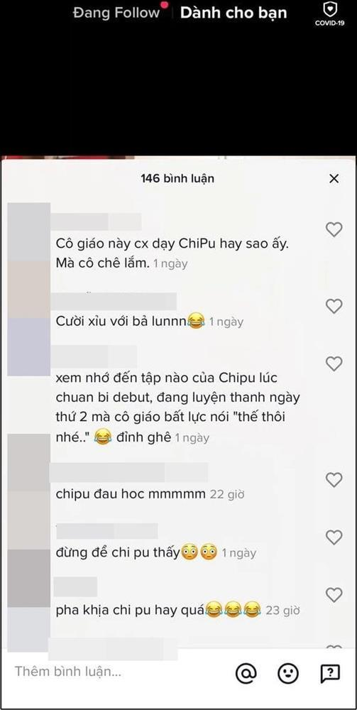 Netizen Việt réo gọi Chi Pu từ clip Hoà Minzy luyện thanh với cô giáo-5