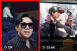 Xôn xao clip Trấn Thành khó chịu ra mặt khi bị chĩa máy quay trong sự kiện