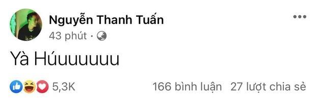 HOT: JustaTee thông báo vợ đẻ, netizen ào ào gửi lời chúc mừng-2