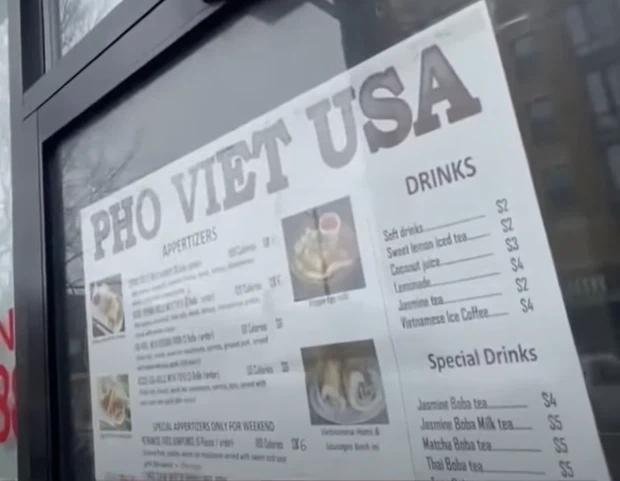 Tô phở Việt ở thủ đô nước Mỹ trông như thế nào?-2