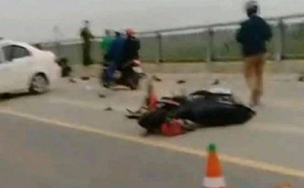 Vụ xe ô tô trốn đo nồng độ cồn, tông 4 em học sinh: Thêm nạn nhân tử vong-1