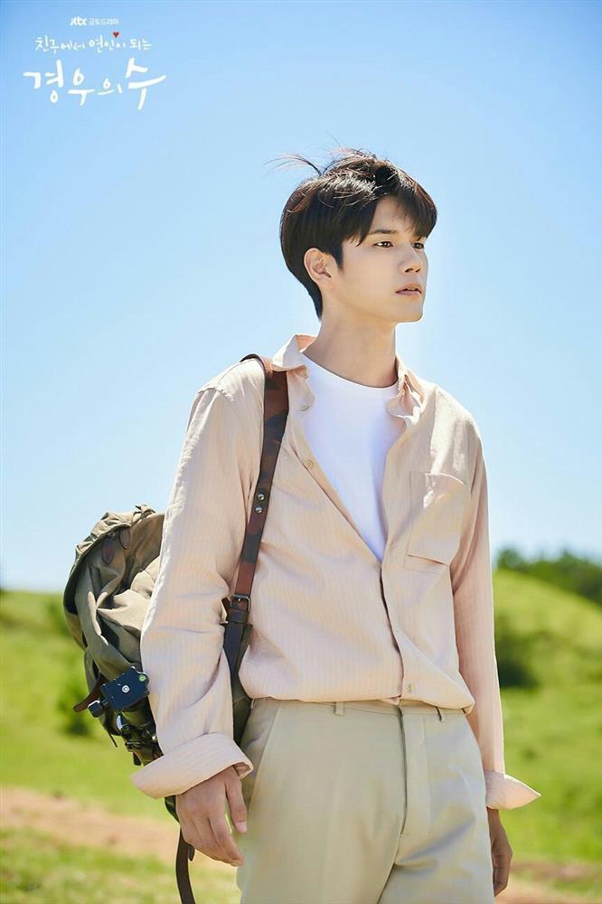 Nam thần mới nổi Ong Seong Wu sánh vai ảnh đế Yoo Ah In trên màn ảnh rộng-1
