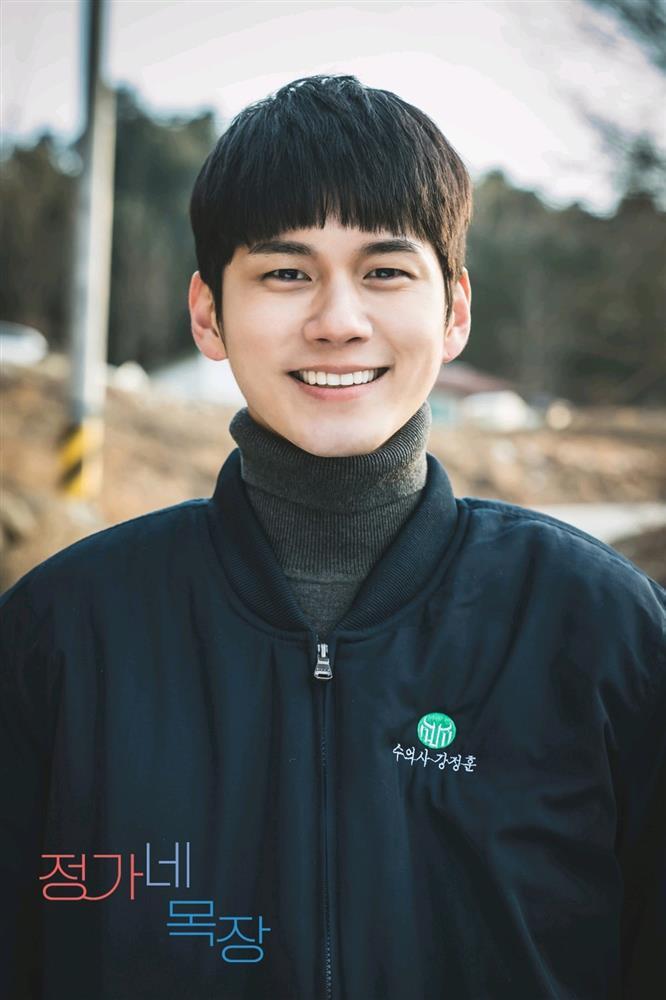 Nam thần mới nổi Ong Seong Wu sánh vai ảnh đế Yoo Ah In trên màn ảnh rộng-6