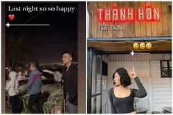 Lệ Quyên công khai việc vừa có 'một đêm hạnh phúc' bên 'tình trẻ'