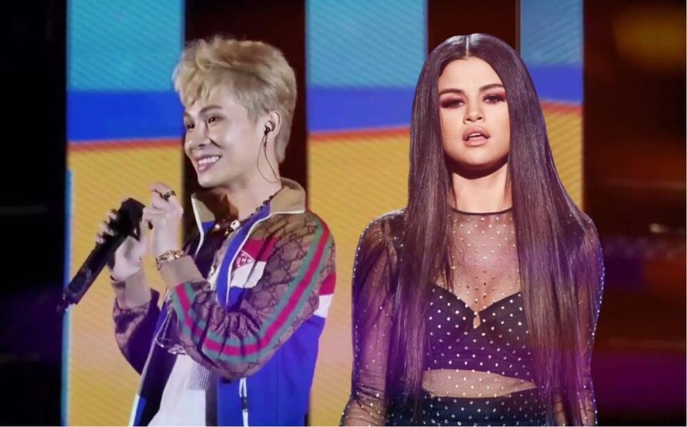 Netizen Việt tràn vào MV của Selena Gomez mách Jack đạo nhạc-1