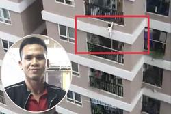 'Super shipper' kể lại giây phút đỡ em bé ở Hà Nội rơi từ tầng 13 xuống đất