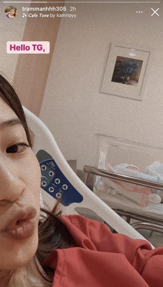 Bà xã JustaTee lần đầu lộ diện sau khi sinh bé thứ 2, nhan sắc đỉnh kout-1