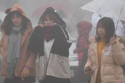 Hà Nội mưa lạnh dài ngày