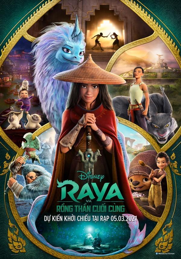 Những nghệ sĩ gốc Việt góp mặt trong siêu phẩm mới của Disney-3
