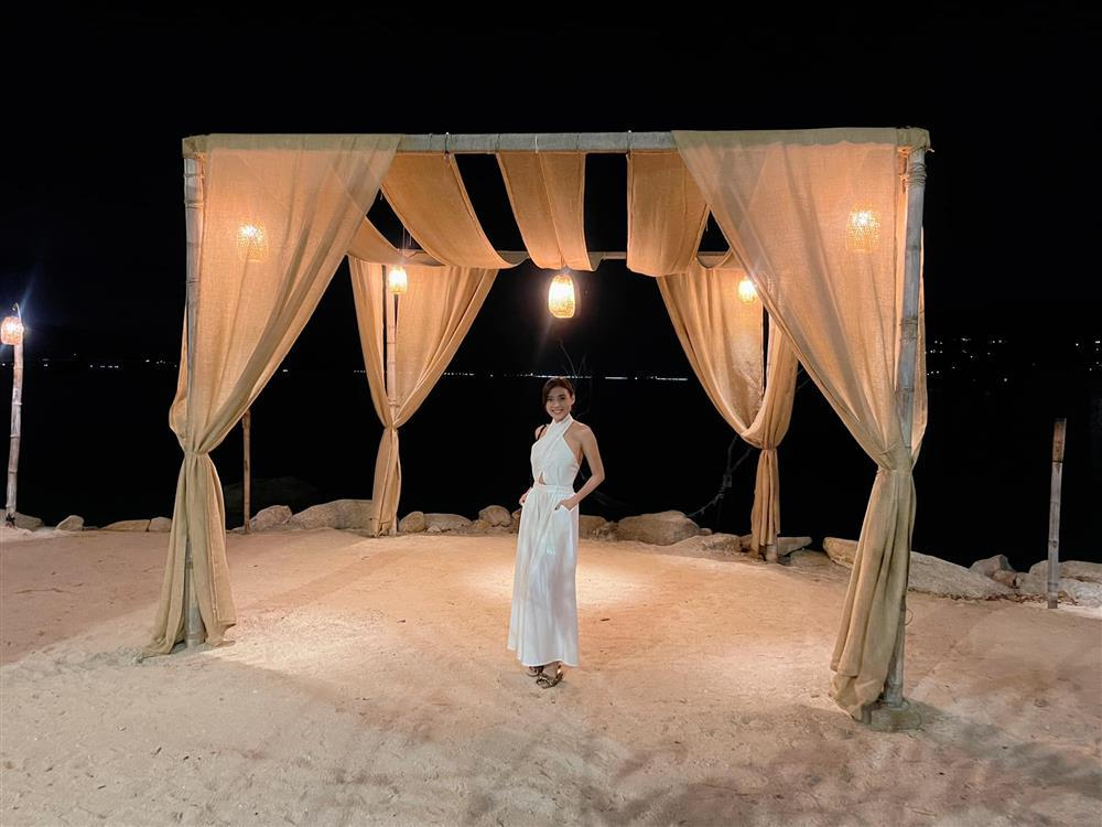 Tuần trăng mật lãng mạn của Thúy Diễm - Lương Thế Thành-4
