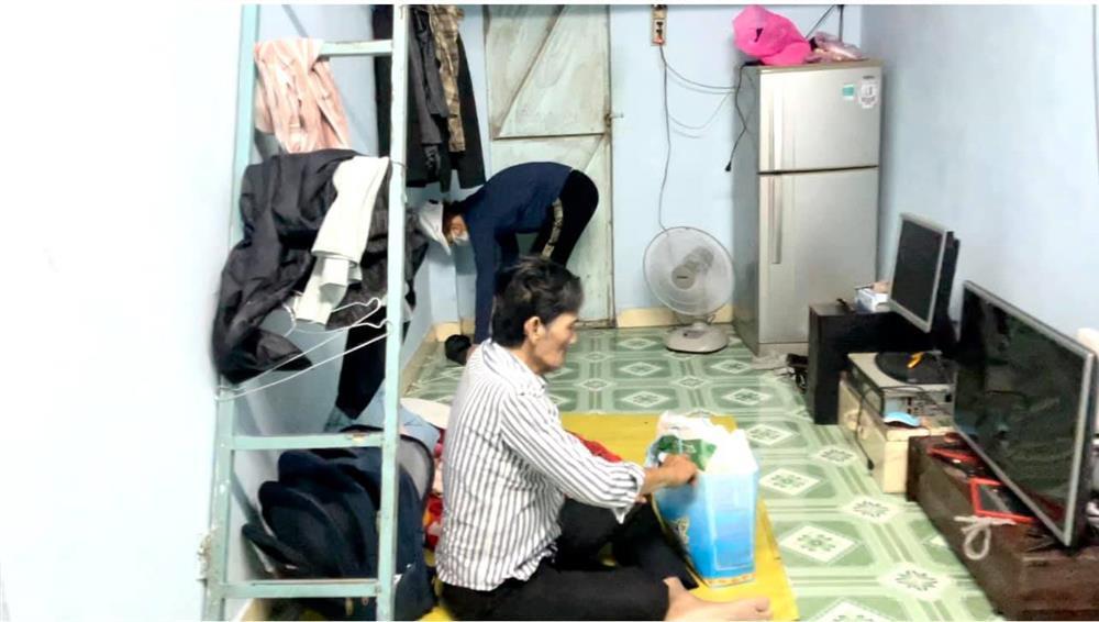 Nghệ sĩ Thương Tín sau 3 ngày đột quỵ-4
