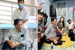 Nghệ sĩ Thương Tín sau 3 ngày đột quỵ