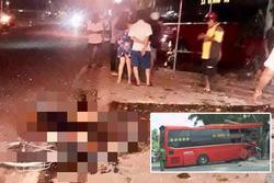Xe khách va chạm nhóm chạy xe đạp thể dục, 3 người chết, 2 người bị thương