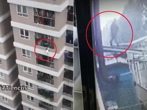 Dân mạng vẽ tranh thay lời cảm ơn siêu nhân giao hàng cứu bé gái rơi từ tầng 13-1