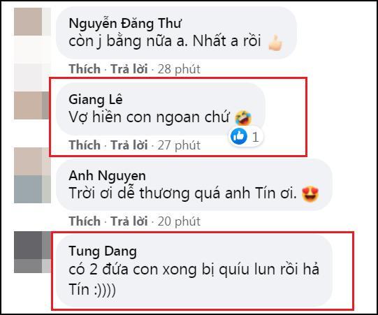 Chồng Đặng Thu Thảo bị bắt lỗi khi đăng ảnh vợ con-3