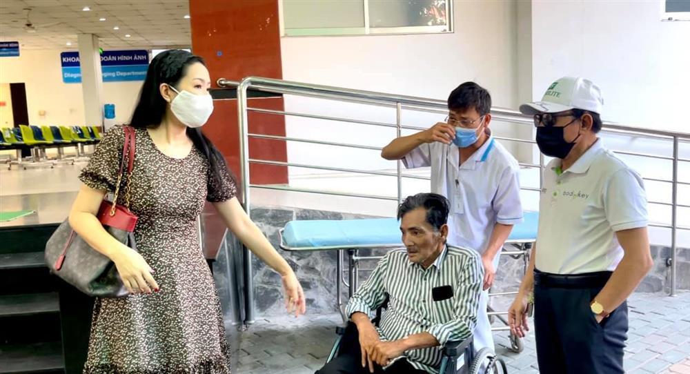 Trịnh Kim Chi công khai số tiền quyên góp ủng hộ nghệ sĩ Thương Tín-3