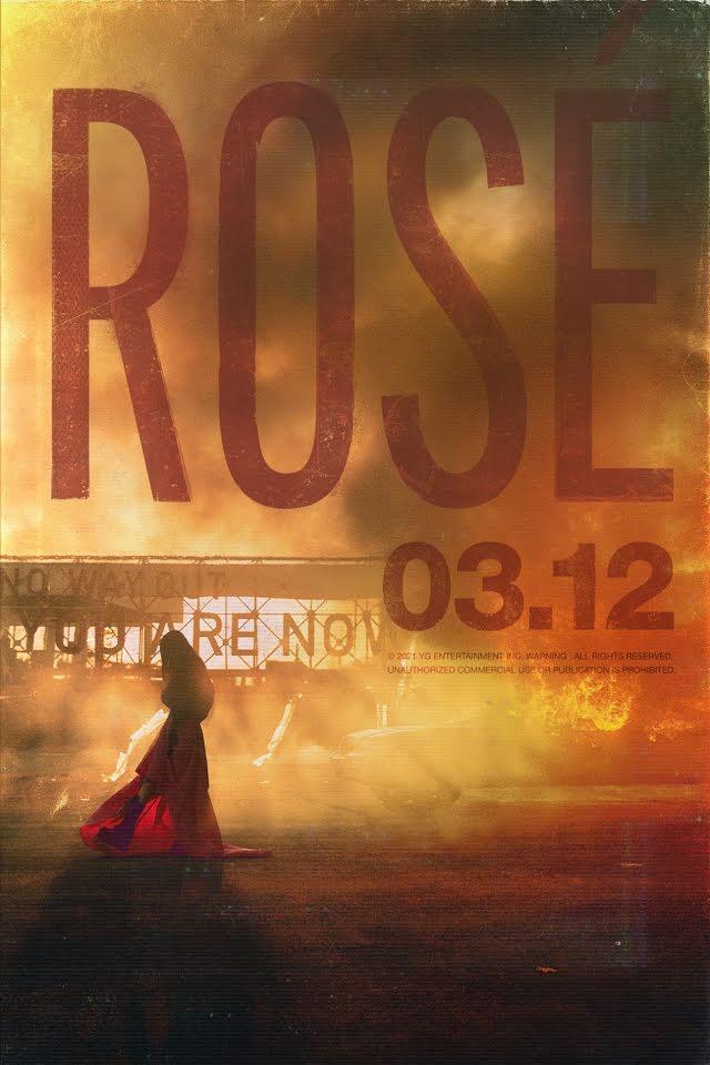 Rosé BlackPink ấn định ngày phát hành chính thức solo album-3
