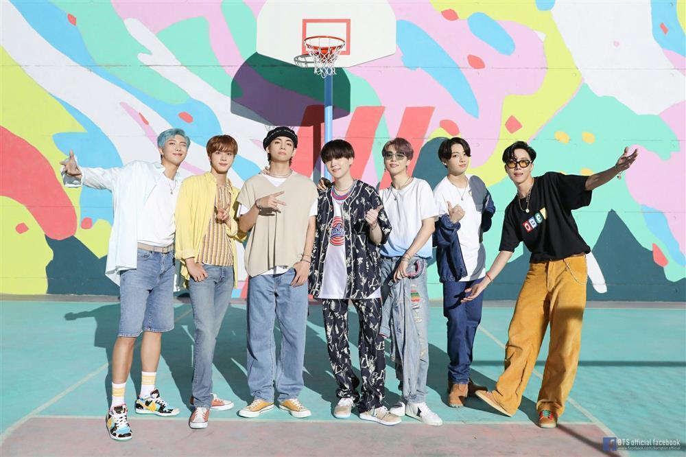 BTS xác nhận có mặt trong dàn lineup concert từ thiện của GRAMMY-1
