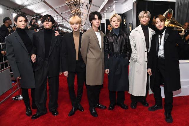 BTS xác nhận có mặt trong dàn lineup concert từ thiện của GRAMMY-3