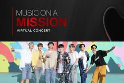 BTS xác nhận có mặt trong dàn lineup concert từ thiện của GRAMMY