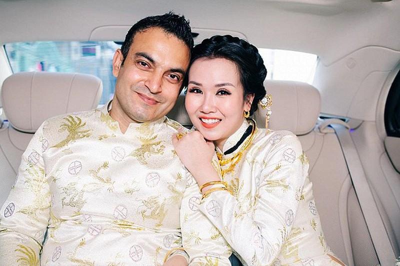 Võ Hạ Trâm mang thai sau 2 năm lấy chồng Ấn Độ-3