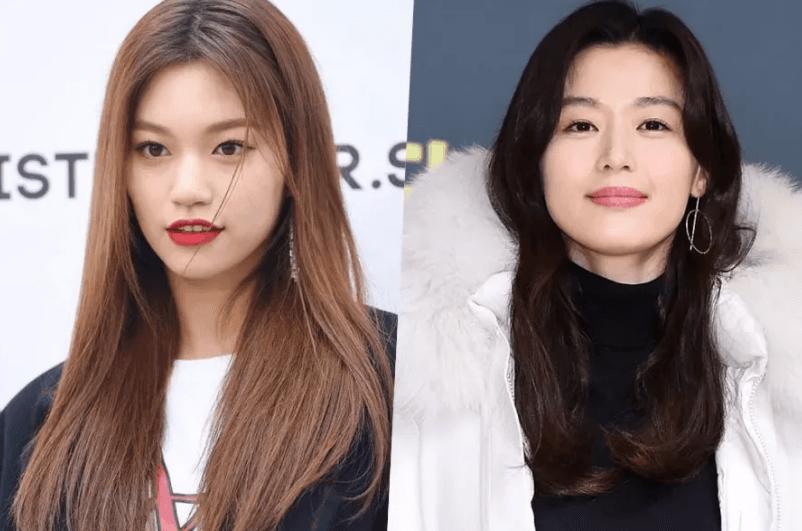 Nhan sắc mỹ nhân được mệnh danh tiểu Jeon Ji Hyun-1