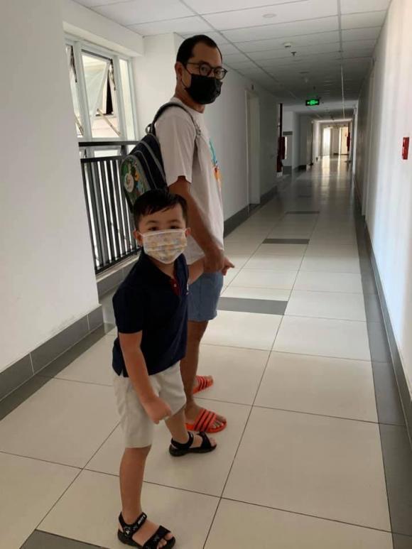 1.001 biểu cảm các nhóc tỳ nhà sao Việt khi quay lại trường học-6