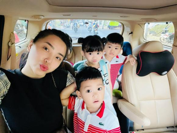1.001 biểu cảm các nhóc tỳ nhà sao Việt khi quay lại trường học-3
