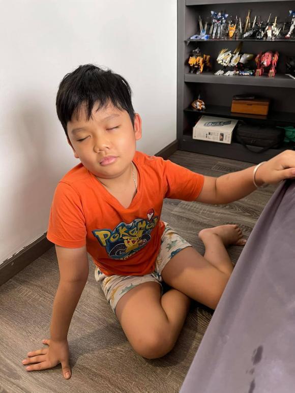 1.001 biểu cảm các nhóc tỳ nhà sao Việt khi quay lại trường học-10