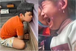 1.001 biểu cảm các nhóc tỳ nhà sao Việt khi quay lại trường học