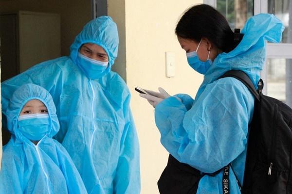 Người phụ nữ ở Hà Nội tái dương tính Covid-19 sau 2 ngày ra viện-1