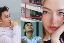Sao Việt phẫn nộ khi người cứu bé gái rơi từ tầng 13 bị chỉ trích ngược