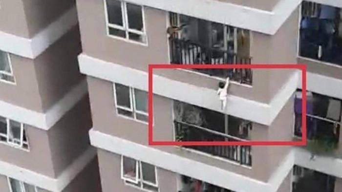 Sao Việt phẫn nộ khi người cứu bé gái rơi từ tầng 13 bị chỉ trích ngược-1
