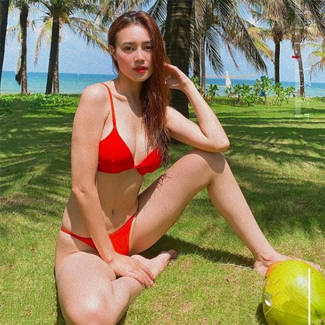 Ninh Dương Lan Ngọc diện bodysuit sexy nghẹt thở-11