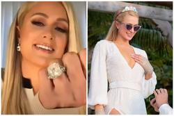 Paris Hilton tiết lộ câu chuyện về nhẫn đính hôn 2 triệu USD