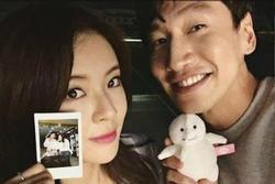'Hoàng tử Châu Á' Lee Kwang Soo 'tình bể bình' bên bạn gái 3 năm