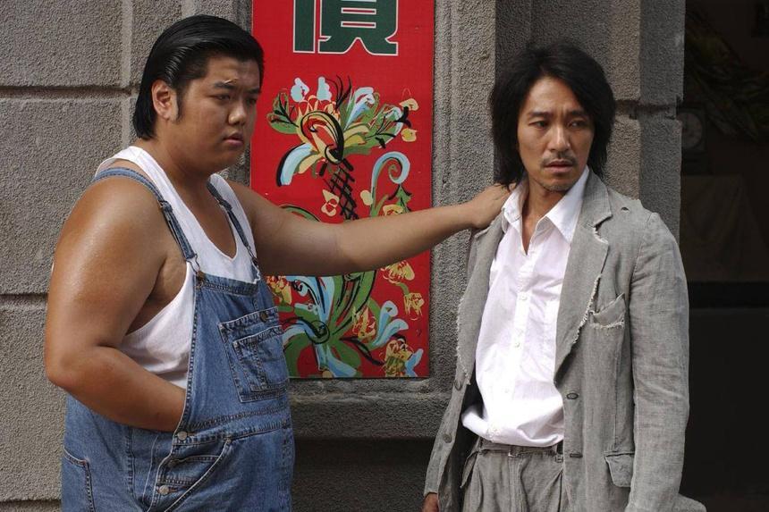 Châu Tinh Trì từ mặt 3 người bạn nổi tiếng sau Tuyệt đỉnh Kung fu-2