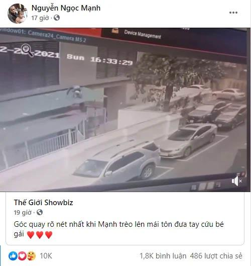 Người hùng Nguyễn Ngọc Mạnh bị hack Facebook-2