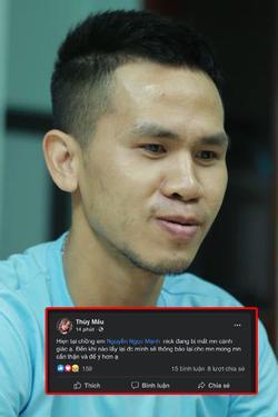'Người hùng' Nguyễn Ngọc Mạnh bị hack Facebook